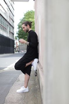 They Are Wearing: London Men's Fashion Week Spring 2015
