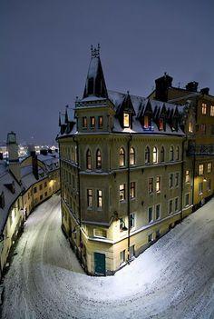 STOCKHOLM...SWEDEN