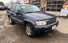2004 Jeep Grand Cherokee Ltd | $5995 | Prime Auto Sales - Omaha, NE | #jeep #awd #grandcherokee #limited #jeepgrandcherokee #itsajeepthing #jeepjeep #4x4 #jeeplife #offroad #roadtrip #family #cars #suv #auto #trucks #minivan #omaha #nebraska #usa #primeauto #callme #driveme #testdrive #buyme #familyowned #carsforsale #familyoperated #smallbusiness #ifyouretiredofthejerkscomeseetheturks