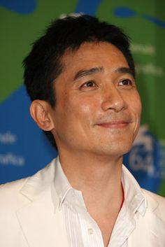 Tony Leung Chiu-Wai is a Hong Kong actor and C-pop singer.
