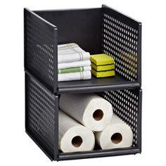 The Container Store > Like-it® Smoke Modular Bins