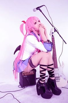 YAS! Yui from Angel Beats!
