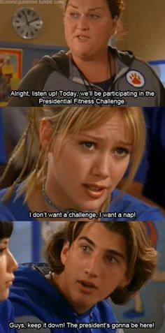 Lizzie McGuire! What happened to quality Disney channel?