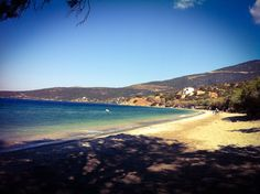 Kokkini Beach, Marmari, Notia Evia, Greece