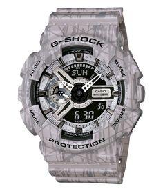 Casio ga-110sl-8aer G-Shock horloge op Horlogeloods!