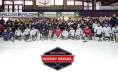 "Die ""FALCONS Hockey School""! www.hc-falcons.it"
