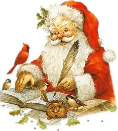 Baby cards illustration vintage santas Ideas for 2019 Very Merry Christmas, Christmas Clipart, Father Christmas, Vintage Christmas Cards, Santa Christmas, Christmas Printables, Christmas Pictures, Illustration Noel, Christmas Illustration