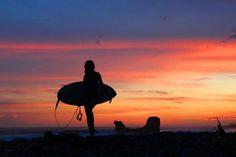 El salvador el tunco beach