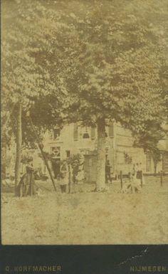 De boerderij Heijendaal, Rene des Cartesdreef, 1890