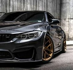 BMW F82 Fitted Gold Wheels✨