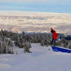 Mission Ridge Ski Resort Wenatchee Washington