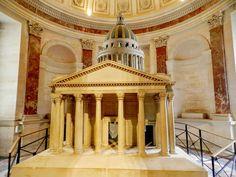 Na Janelinha para ver tudo: O Panteão da Pátria francês