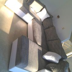 Poco domaine  sectional sofa with pullout .... Bosssssss