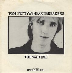 Tom Petty,The Waiting. The lyrics to The Waiting are included in this book. We spent a great amount of time waiting, praying and worrying as Miriam fought cancer. Tom Petty The Waiting, Tom Petty Albums, Cover Art, Cancer Journal, Rock Videos, Change Your Mind, Kinds Of Music, Music Songs, 80s Songs