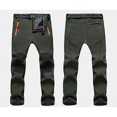 Per uomo Pantaloni da caccia Asciugatura rapida Classico Sexy Di tendenza Pantaloni per Sci Campeggio e hiking Pesca Scalate Attività