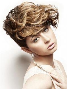 Short hairstyles, :)