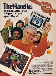 I had a Kodak Instant camera in the late 70's ! I don't miss it (did not take…