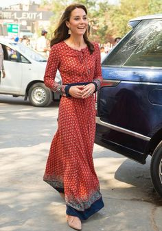 Duchess Indian Style