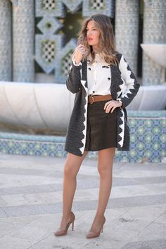 12 Styles to add Brown color in your outfit #Outfit #DressInBrown #Fashion #Style #FashionUpdate