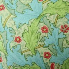 1/4 yard Patchwork Quilting Fabric Freedom William Morris Mix F432-1 fq