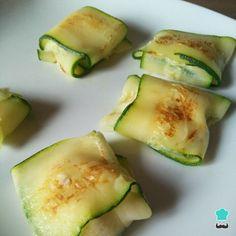 Aprende a preparar raviolis de calabacín con queso de cabra con esta rica y fácil receta. Los raviolis de calabacín suponen una alternativa perfecta a la pasta fresc...