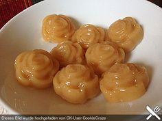 Sahne - Karamellbonbons