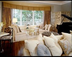 Idea for our current living room when it becomes our 2nd living area....