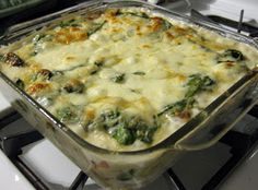 Simply Satisfying: Gnocchi Spinach Bake