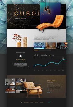 Cuboir - Luxury Item on Behance
