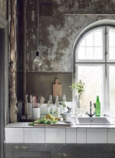 #WestwingNL. Industrial kitchen. Voor meer inspiratie: westwing.me/shop