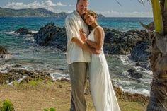 Sapphire Bay Beach wedding location on St Thomas in the U S Virgin Islands for a #destination weddings