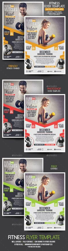 Final Stage Bicycle Sports Flyer Fully, Models and Sports - advertisement flyer template