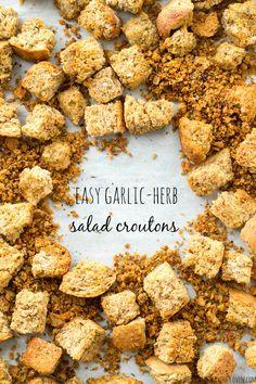 Easy Garlic-Herb Sal