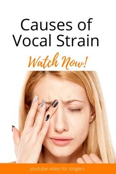 Do you suffer from vocal strain when singing or speaking? Recognize the causes and avoid them to eliminate tension from your voice. Learn Singing, Singing Tips, Singing Training, Music Math, Breathing Techniques, Take The First Step, Your Voice, How To Get Rid, Jukebox