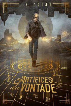 Book Cover - Artifices da Vontade by MirellaSantana.deviantart.com on @DeviantArt