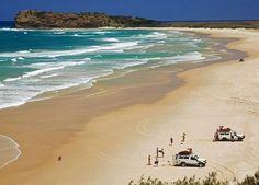 75 mile beach Fraser Island #Australia