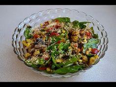 Sałatka z kurczakiem | przepis na, jak zrobić, jak ugotować