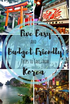 5 Easy and Budget Friendly Trips to Take from Korea - Wee Gypsy Girl South Korea Travel, Asia Travel, Japan Travel, Japan Trip, Travel Guides, Travel Tips, Travel Hacks, Travel Articles, Places To Travel