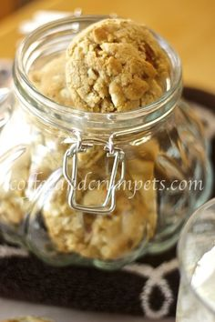 Brown Butter, White Chocolate and Pecan Cookies (2 1/4 cups AP flour ...