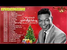 Nat King Cole Greatest Hits Christmas - Best Christmas Songs Of Nat King Cole - YouTube