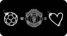 Manchester United = ♥