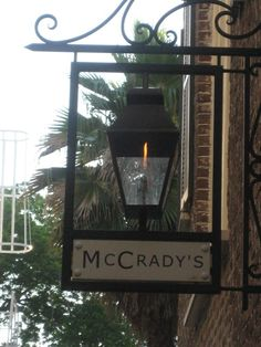 """Chef Sean Brock of McCrady's in Charleston had been on our radar screen for a long time – long before he won his recent James Beard Award for 2010 Best Chef Southeast. He works as a dedicated, modern """"farm to table"""" chef."""