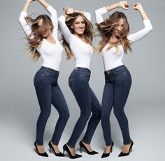 SJP in the campaign for Walmart's Jordache women's collection. Photo: Michael Thompson for Jordache