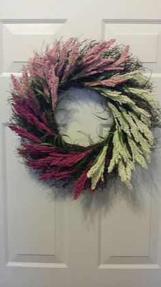 Check out this item in my Etsy shop https://www.etsy.com/listing/495051382/spring-wreath-front-door-wreath-door
