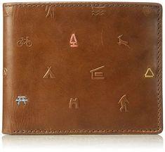 62c867c5f56 Best Mens Wallets Under 100: 5. Men's Eric Leather Rfid Blocking Bifold  Wallet #