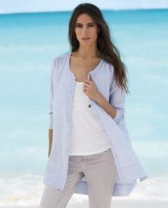Image of Linen Tunic