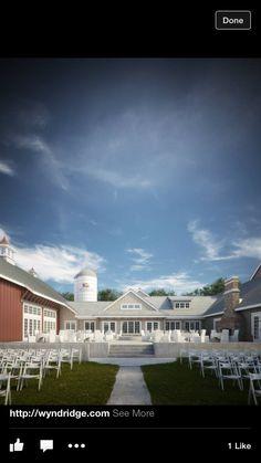 Wynridge Farm...MY WEDDING VENUE