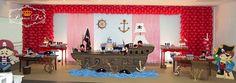 Festa Jake e os Piratas - Provence Fest | Revista Festas & Ideias