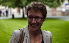 Festival author Anne-Laure Bondoux