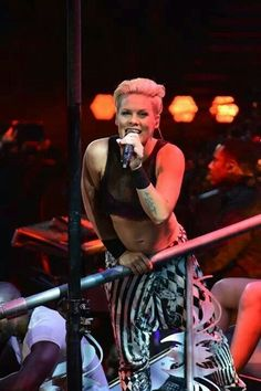 P!nk - The Truth About Love Tour